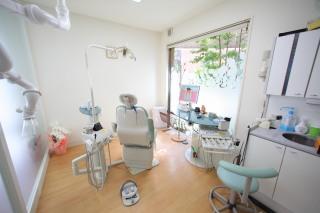 治療室の雰囲気 ~全室個室~