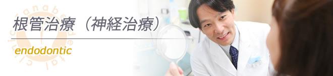 根管治療(神経治療)