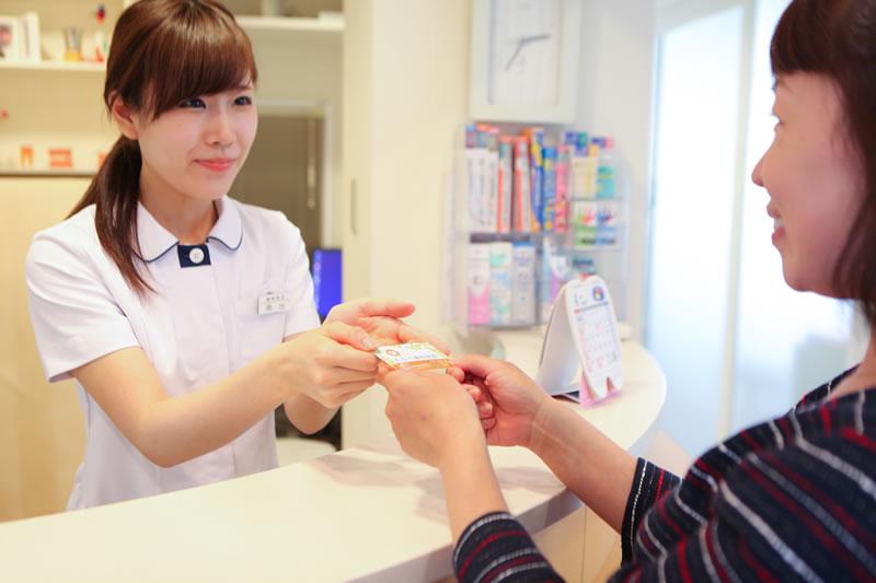 歯科医院の受付・助手の募集